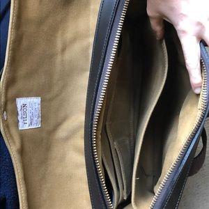 Filson Bags - Filson original twill briefcase